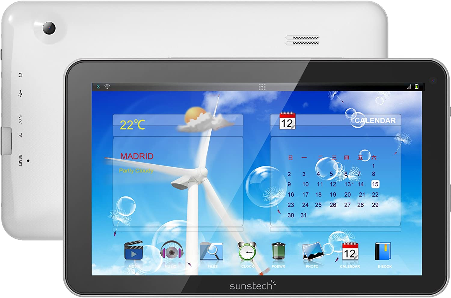 Sunstech TAB900 WT - Tablet de 9