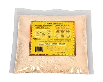 Amazon.com : ALMA SEMILLERA Brown Rice Horchata Mix (8 OZ) - Non-GMO ...