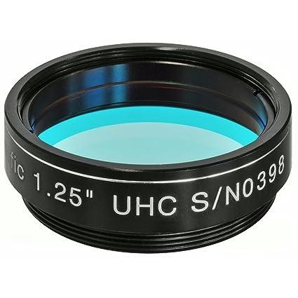"""TSUHCL1 TS UHC Filter DeepSky Nebelfilter 1,25/"""" für Teleskop"""