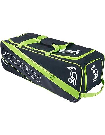 Kookaburra Cricket Premium Kit Bag (Wheelie and Duffle) 2019 Edition 55062e4b051d9