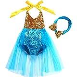 Always beautiful Traje de baño Sirena Summer Beach Entertainment Girl Bikini de una Pieza Conjunto de Moda Brillante