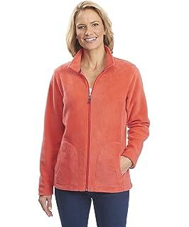 Woolrich Womens Siskiyou Fleece Jacket at Amazon Womens ...