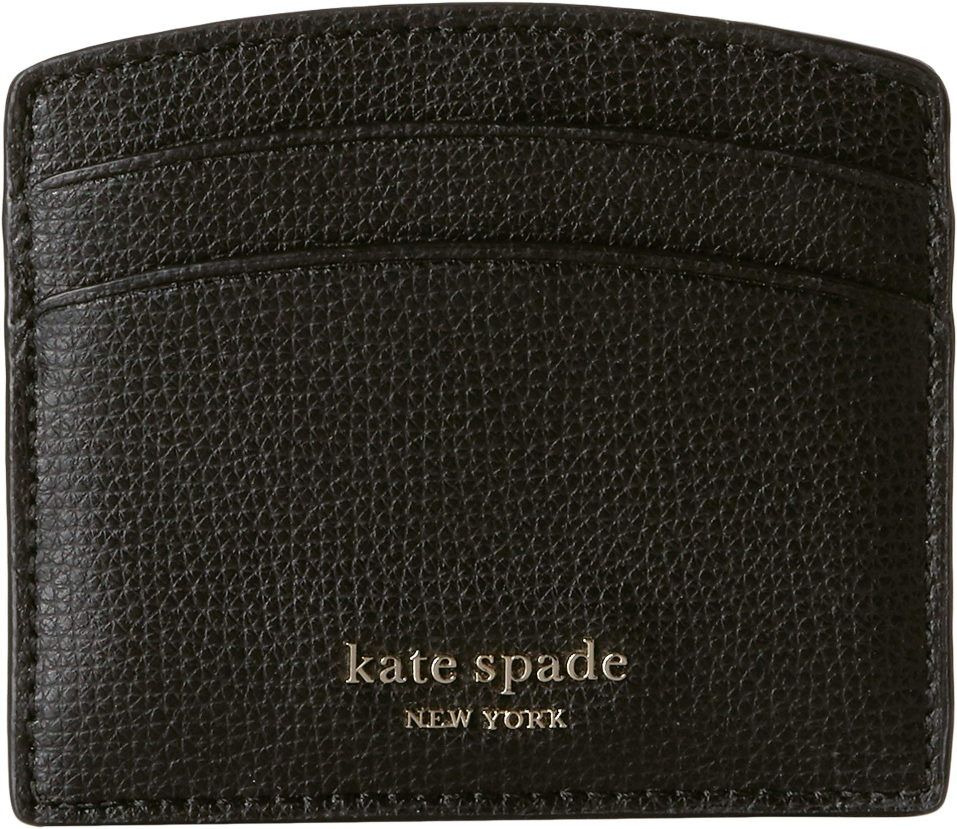 Kate Spade New York Women's Sylvia Card Holder, Black, One Size