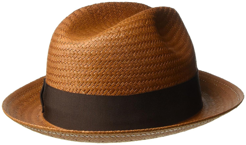 fdaa9358729 Bailey of Hollywood Men s Lando Fedora Trilby Hat  Amazon.co.uk  Clothing