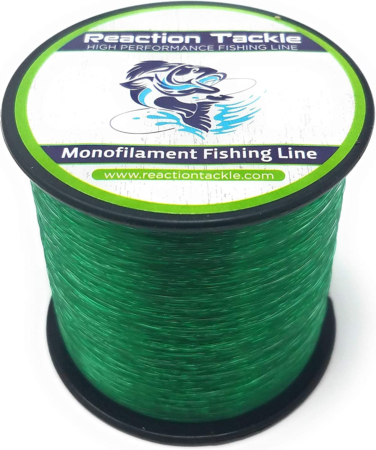 Reaction Tackle Monofilament Fishing Line