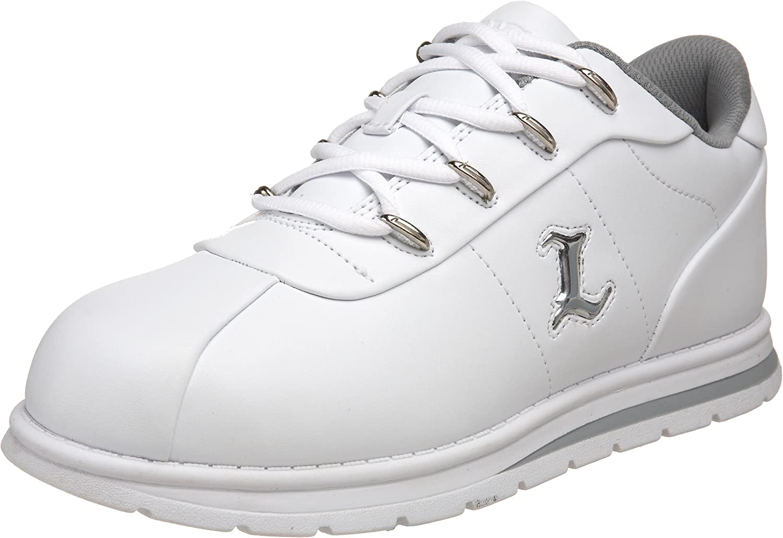 Lugz Men's Zrocs DX Sneaker, White/Grey