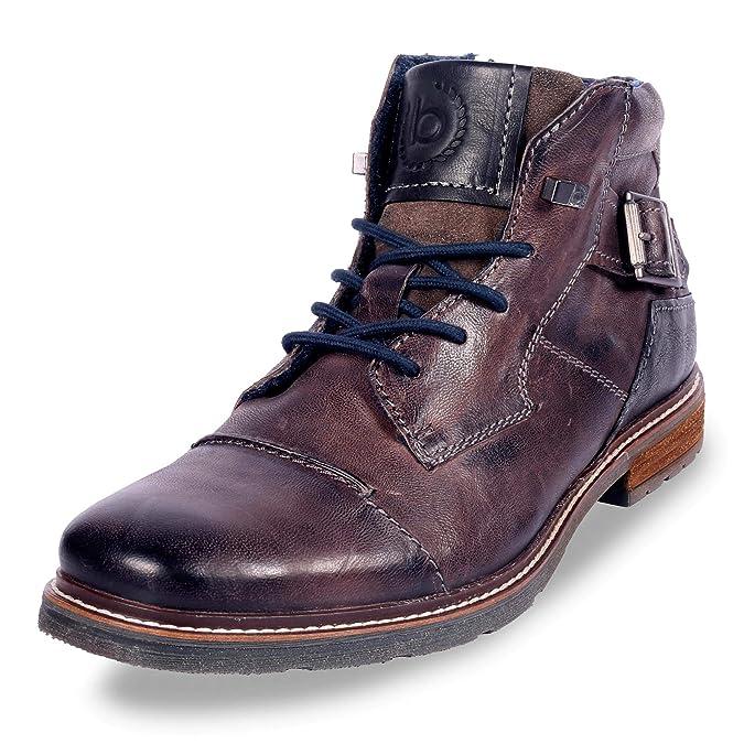 bugatti Herren 321622383200 Klassische Stiefel