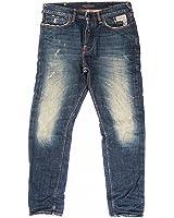 Scotch Soda & 1206 07 85110 Dean lot 2 porter des jeans foncé Finition SCOT1107