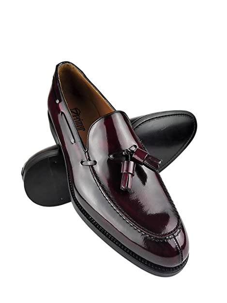 sports shoes 4fd29 ffcd0 Zerimar Scarpe Uomo   Scarpe Elegante Uomo   Scarpe Uomo Class   Scarpe  Mocassino Uomo Cuoio   Scarpe Uomo Pelle   Fabbricato in Spagna