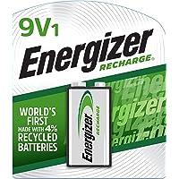 Energizer Recharge - Pila Recargable, 9V, 175Mah, Nh22-175