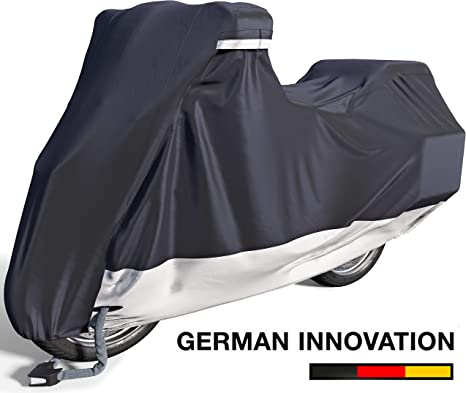 Amazon.com: Velmia - Funda impermeable para motocicleta ...