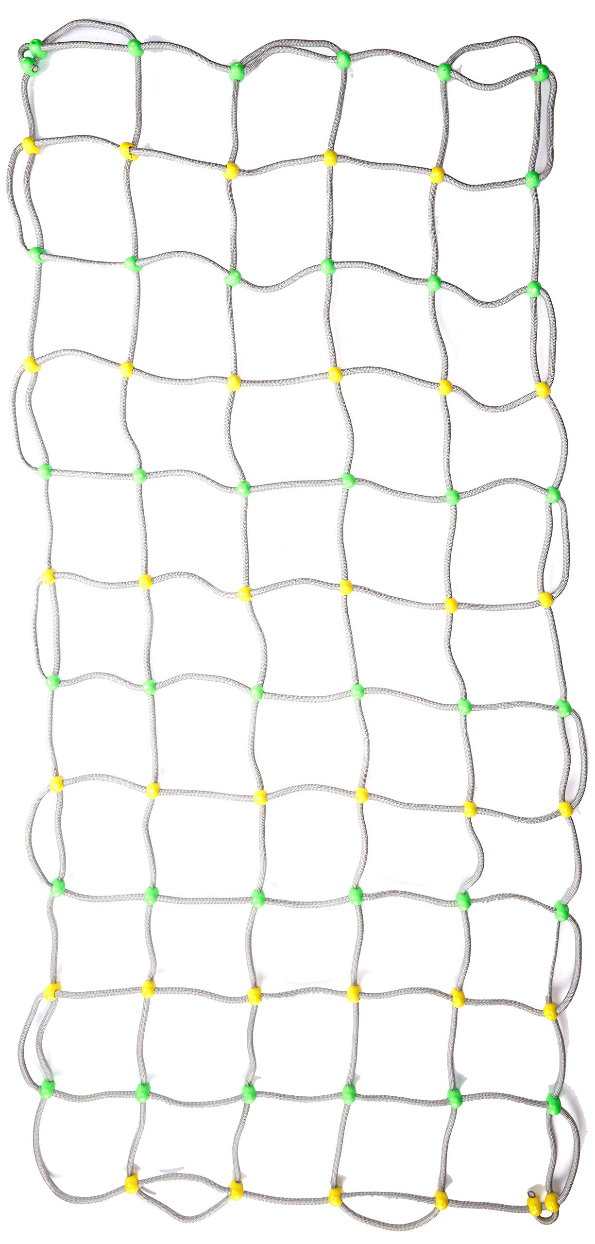 Aoneky 40'' x 86'' Climbing Cargo Net, Rope Climbing Toy for Kids Boys Ages 6 Year Old and up - 12mm Cord