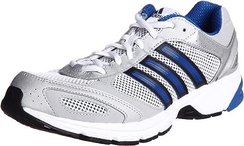 Automatización Lágrimas formación  adidas Men's Running Shoes White 44 2/3: Amazon.co.uk: Shoes & Bags