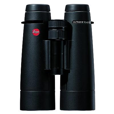 Leica Ultravid 10x50 HD Plus Binoculars With HighLux-System HLS, Black