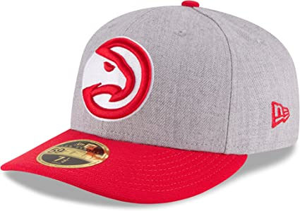exquisite design best sneakers brand new New Era NBA Men's Low Profile 59FIFTY Fitted Cap: Amazon.co.uk ...