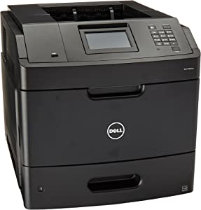 Dell S5830dn-1Y 63ppm 600x600DPI Smart Printer with Dell 1-Year Next Business Day Onsite Service Warranty,black