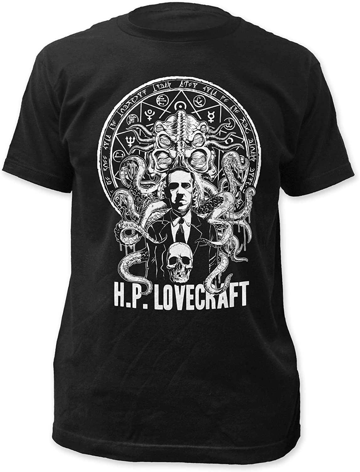 Impact Originals H.P. Lovecraft Fitted Jersey tee
