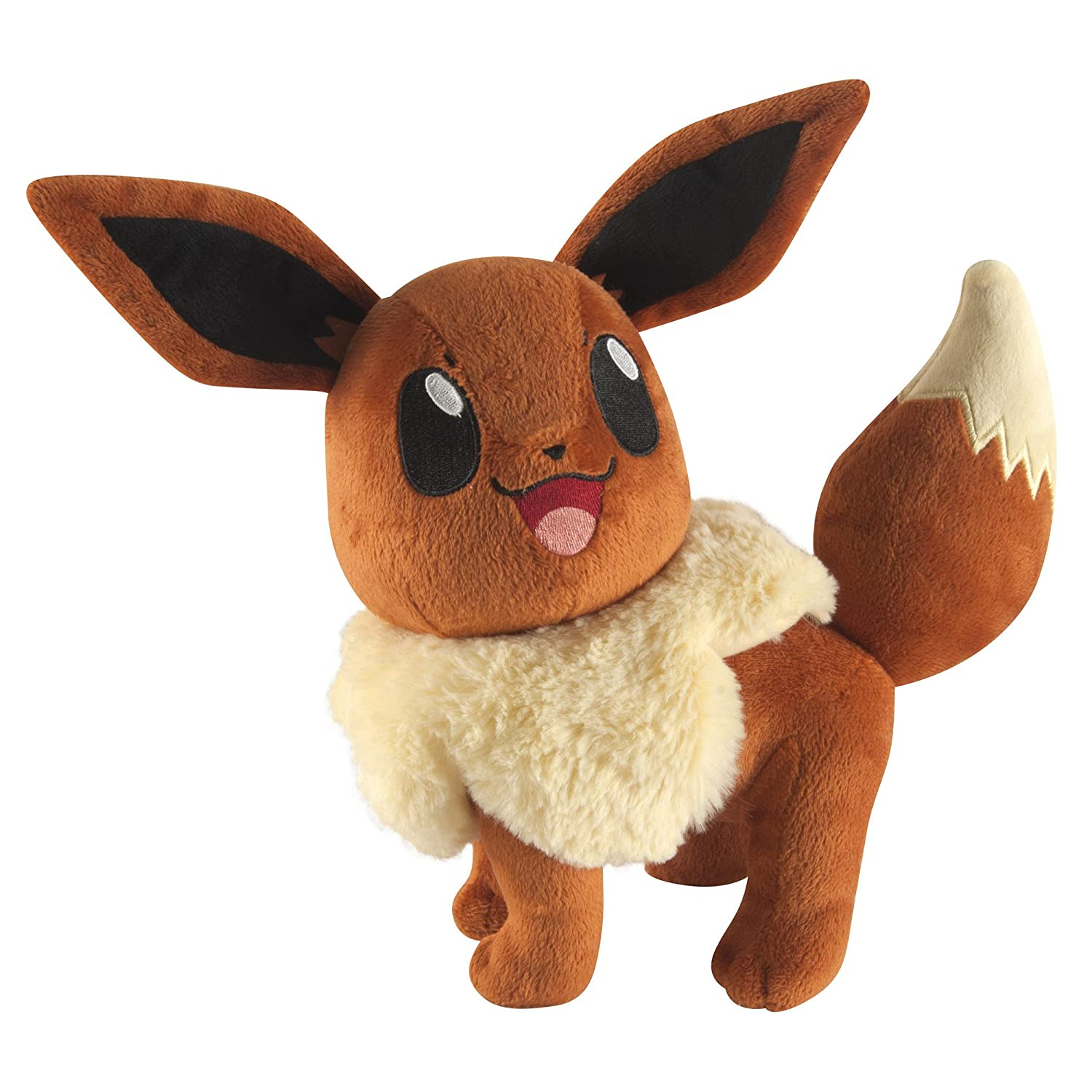 Pokémon  Large Plush, Eevee Tomy International (RC2) T18983