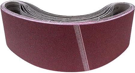 10x Klingspor abrasives ls307x pour Güde GBTS 400 Volume-et assiette Meuleuse
