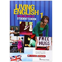 LIVING ENGLISH 1 BACH SB ED.14 Burlington Books - 9789963489879