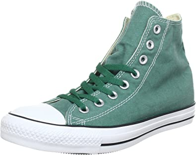 Converse Chuck Taylor All Star Basic Wash Hi, Baskets mode mixte adulte