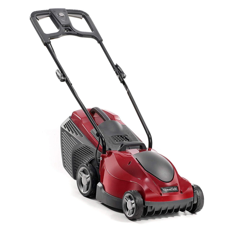 Mountfield 294340063/M13 Princess 34 Electric 4 Wheel Rear Roller Lawnmower, 1400 W STIGA Limited