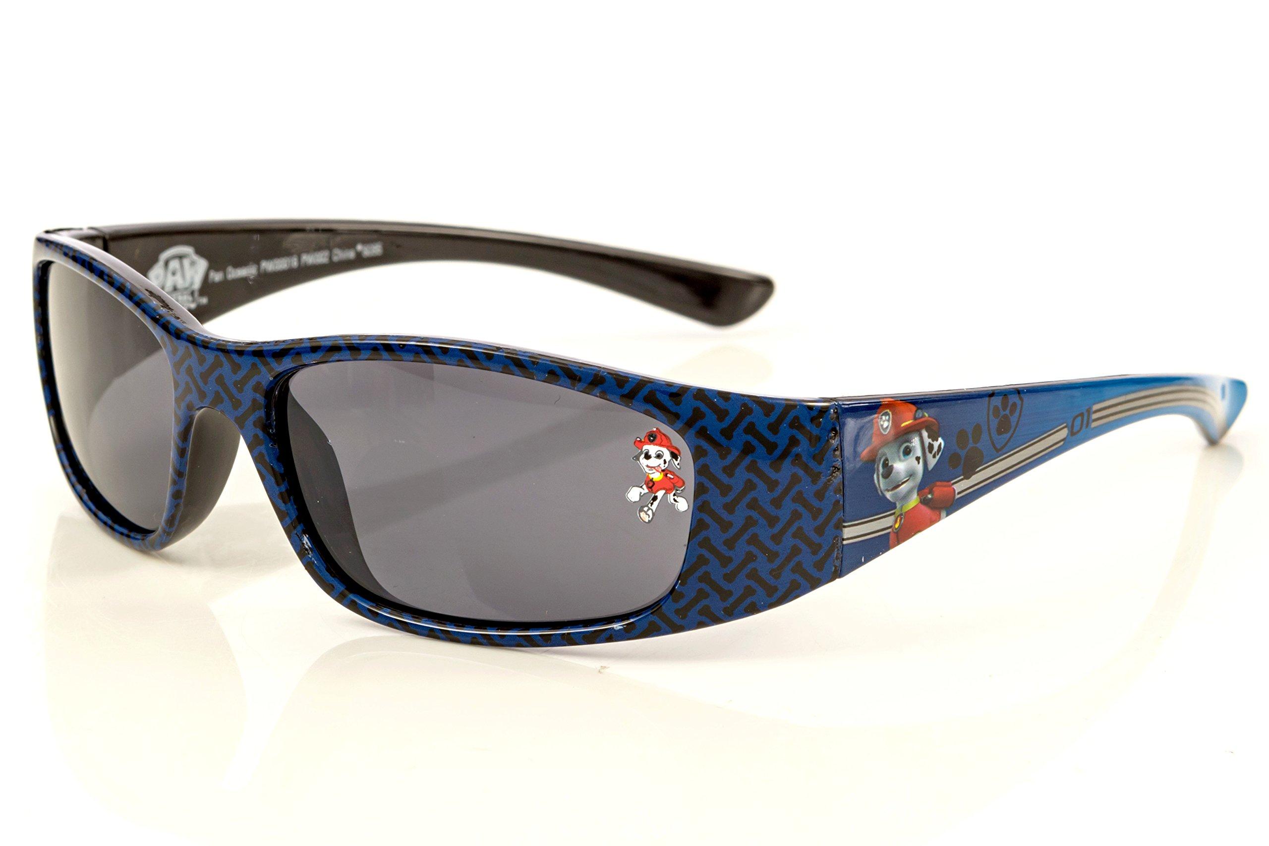 Nickelodeon Boys Paw Patrol Blue Tread Sunglasses - 100% UVA & UVB Protection