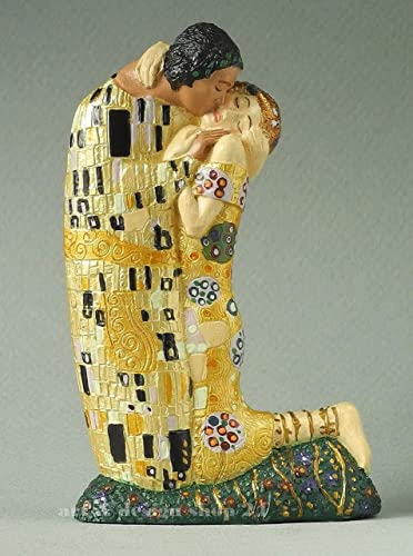Klimt Statue The Kiss 1907 – Miniature – Parastone