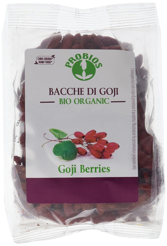 Probios Bayas de Goji - Paquete de 6 x 150 gr - Total: 900 gr: Amazon.es: Alimentación y bebidas