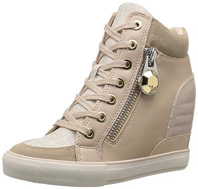 Aldo Aalessa Fashion Wedge Sneaker  Amazon.co.uk  Shoes   Bags