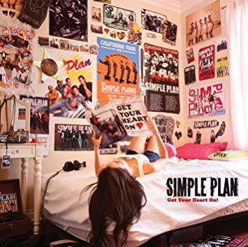 amazon get your heart on simple plan ヘヴィーメタル 音楽
