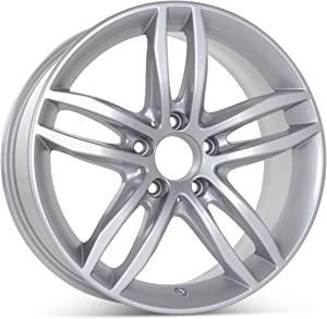 """New 17"""" x 7.5"""" Replacement Front Wheel for Mercedes C250 C300 2012 2013 2014 Rim 85227"""