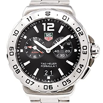 Amazon.com: Tag Heuer Formula 1 Quartz Male Watch WAU111A (Certified Pre-Owned): Tag Heuer: Watches