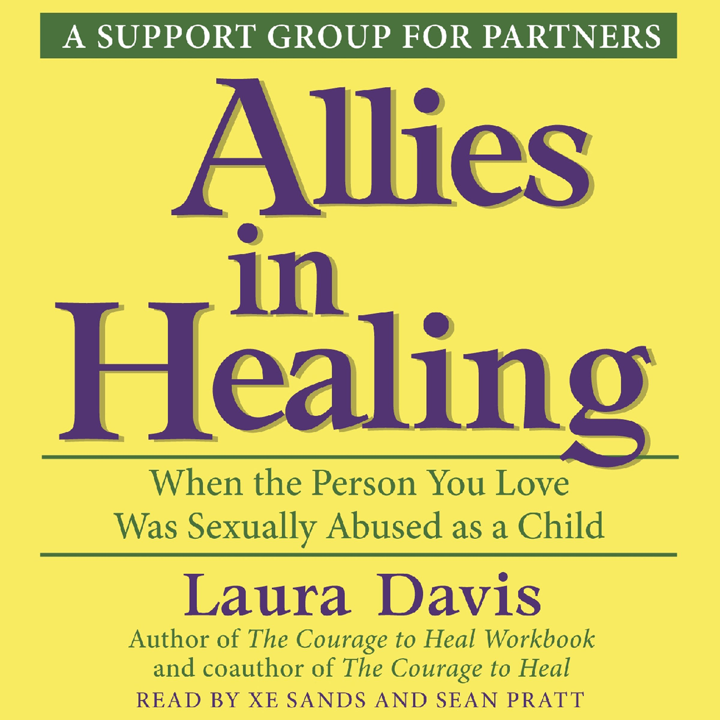 Allies In Healing  When The Person You Love Is A Survivor Of Child Sexual Abuse