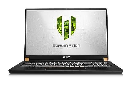 Amazon com: MSI WS75 9TL-497 17 3