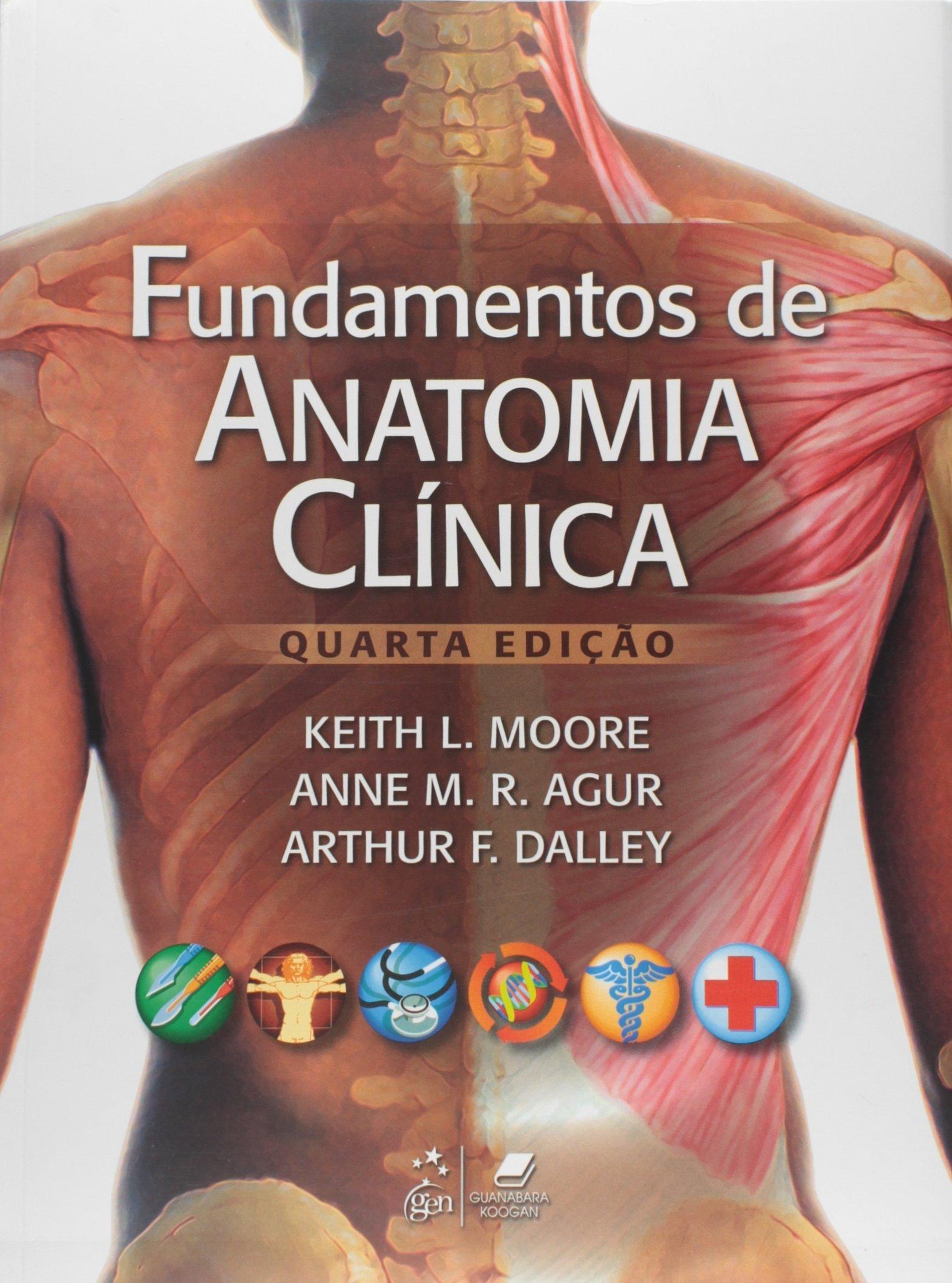 Fundamentos De Anatomia Clinica Em Portuguese do Brasil: Amazon.es ...