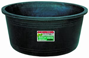 Tuff Stuff Products Circular Tub, 15-Gallon
