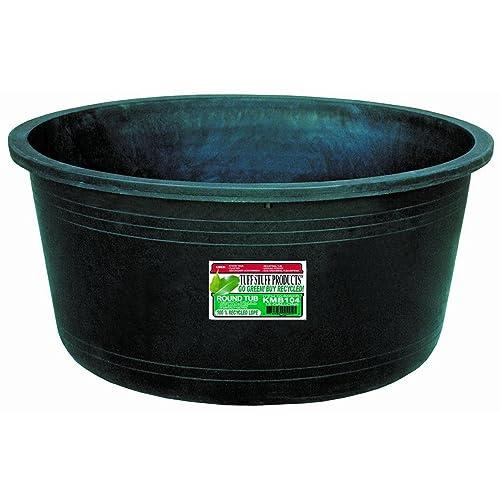 Round Plastic Tubs Amazon Com