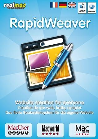 rapidweaver 4