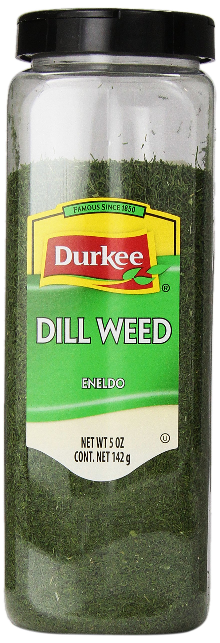 Durkee Dill Weed, 5-Ounce Containers (Pack of 2)