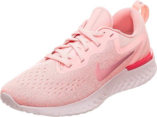 Nike Wmns Odyssey React, Zapatillas de Entrenamiento para Mujer, Rosa (Oracle Pink/Pink Tint/Rust Pin 601), 43 EU: Amazon.es: Zapatos y complementos