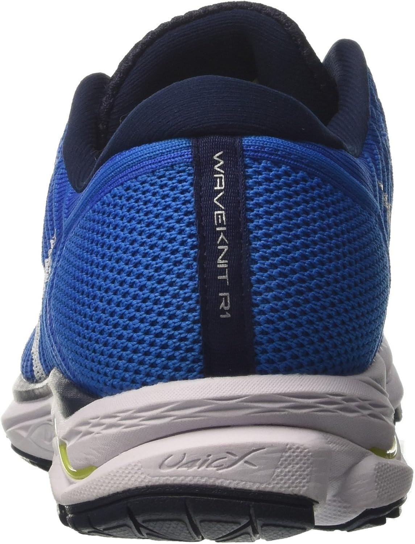Mizuno Waveknit R1, Chaussures de Running Homme