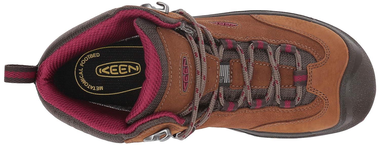 Keen Womens Laurel Waterproof Mid Hiking Boot laurel mid wp-w-W