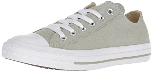 f164ff43739a71 Converse Women s Chuck Taylor All Star Perforated Canvas Low Top Sneaker