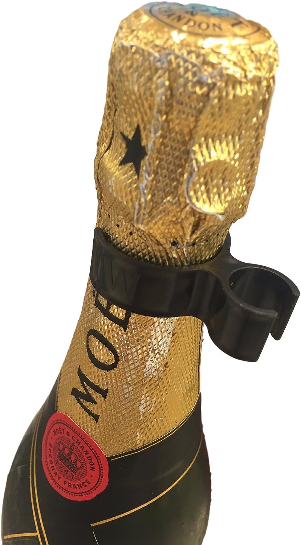 Compra 5 Rabbits Entertainment Bengalas de Botella Clips único – 12 Pack champán Sparkler titulares en Amazon.es