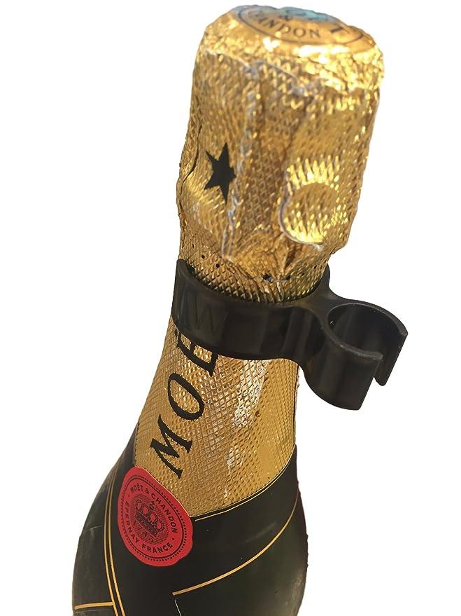 Amazon.com: Botella bengalas Clips Single – 12 pack champaña ...