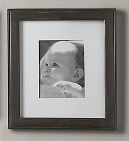 Amazon.com : RH Baby & Child Weathered Frame Distressed Gray Cadre ...