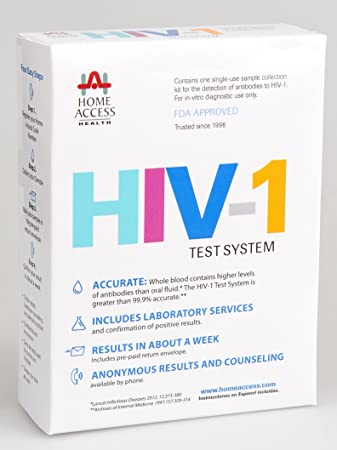 Home Access Zugang Hiv 1 Testsystem At Home Test Fur Den