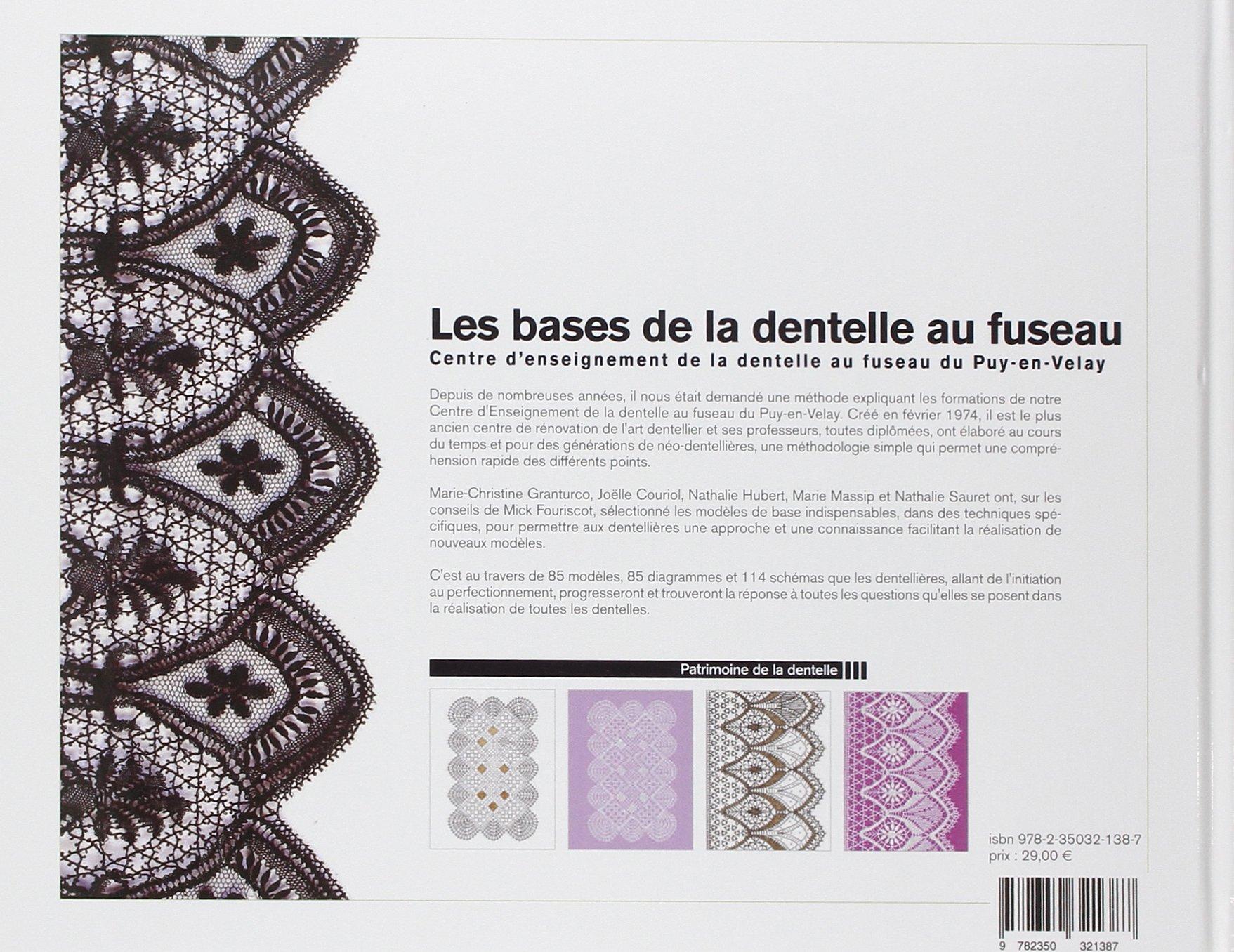 Dentelle Aux Fuseaux Technique De Base Chez L U0026 39 In U00e9dite