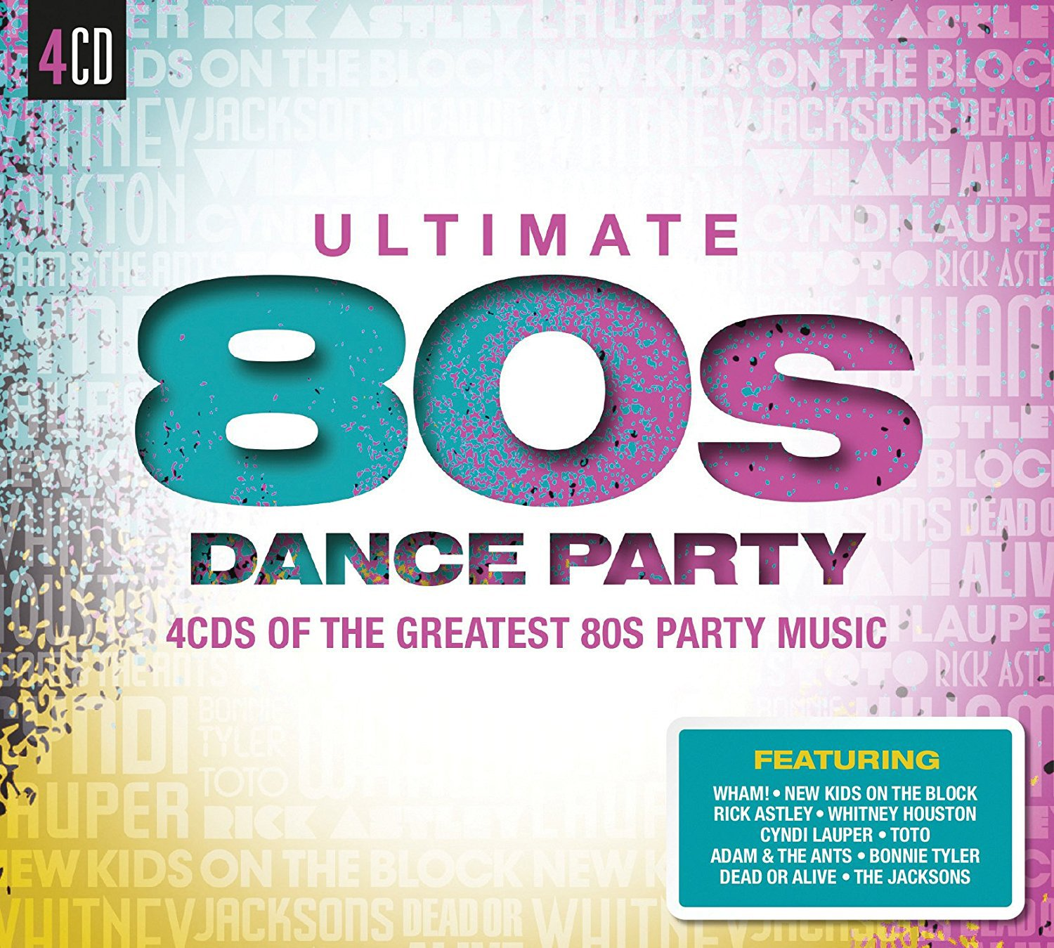 ULTIMATE 80S DANCE PARTY Amazoncouk Music